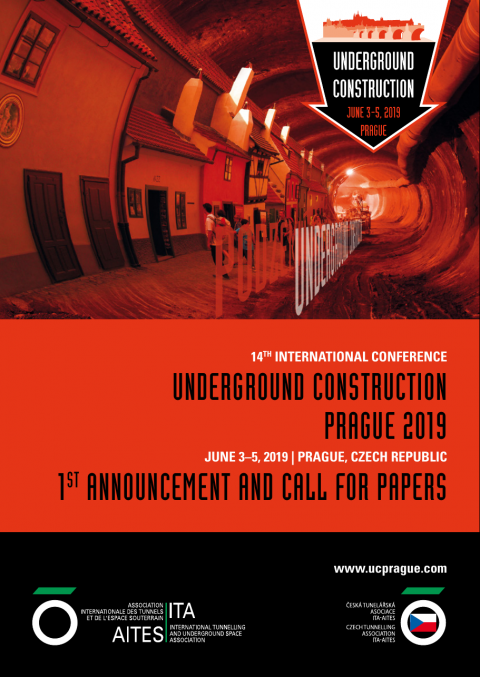 14th International Conference Underground Construction Prague 2019