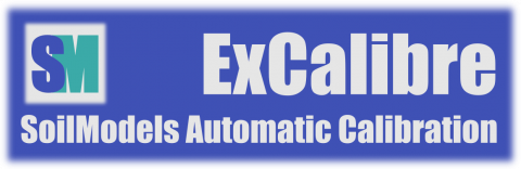 ExCalibre – SoilModels Automatic Calibration