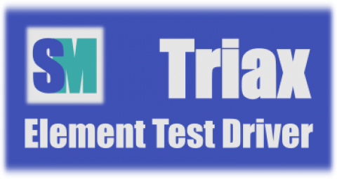 Triax element test driver