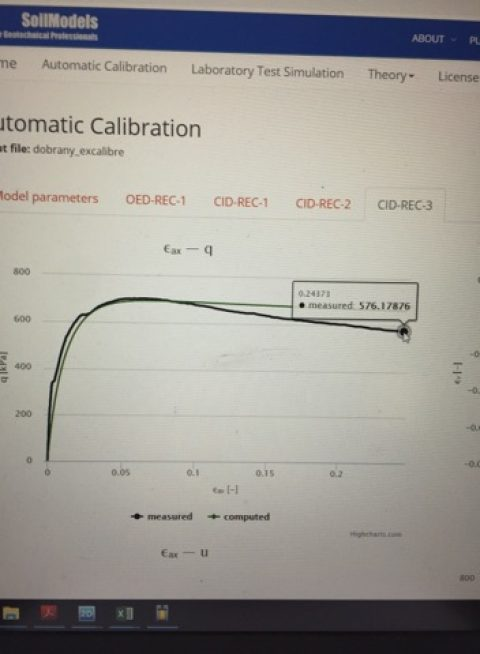 ExCalibre Automatic Calibration